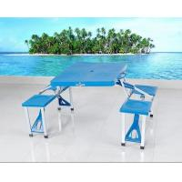 Folding Camping Table With Chair Manufactures