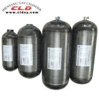 NGV Type 3 CNG Composite Tanks Natural Gas Cylinders for Vehicles Manufactures
