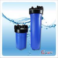 China 10/20 Big Blue Water Filter Housing on sale