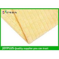 China Microfiber floor cleaning cloth , Household floor dusting cloth on sale