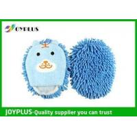 China Cute Car Cleaning Mitt Colorful , Microfiber Dusting Mitt Super Soft AD0185 on sale