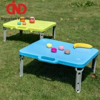 Outside Folding Table Plastic Camping Coffee Table Manufactures