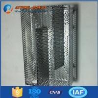 Hot sales bbq pellet tube smoker 12 inch stainless steel perforated tube Manufactures