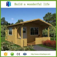 HEYA Low Cost Family ASA foam cement wall Living Prefab Modern House Plans
