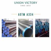 China ASTM A334 Steel Pipe on sale