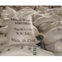 Sodium Sulfate Anhydrous Manufactures