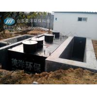 Complete sets of sewage treatment equipment Manufactures