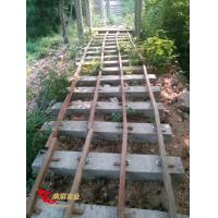 Anticorrosive wood plank road construction platform installation site Manufactures