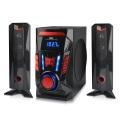 Quality Cube bluetooth platic speaker bass boxes for sale