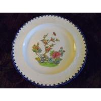 Quality Art Glass Copeland late Spode Chinese rose dinner plate Jan 1913 for sale