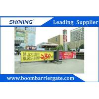 220v Automatic boom Barriers , Driveway BarrierGate With Loop Detector