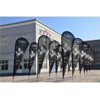 Custom Cheap Teardrop Banners Flags Printing for Display and Event Manufactures