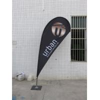 OEM Your Beach Flag Size with Lower Price for Football Sport Activity Manufactures