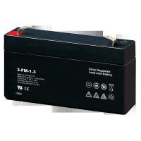 Lead Acid Battery 6V 1.3Ah Lead Acid Battery Manufactures