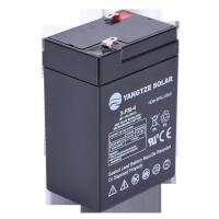 Lead Acid Battery 6V 4Ah Rechargeable Lead Acid Battery