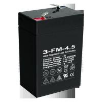 Lead Acid Battery 6V 4.5Ah Battery Manufactures