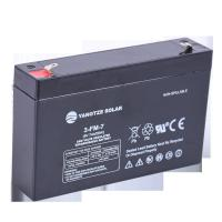 Lead Acid Battery 6V 7Ah Battery Manufactures
