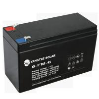 Lead Acid Battery 12V 6Ah Lead Acid Battery Manufactures