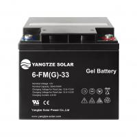 Buy cheap Gel Battery 12v 33ah from wholesalers