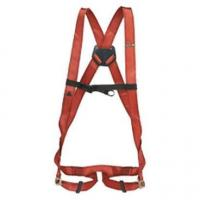 Safety Equitment FULL BODY HARNESS 1 PT BACK ATTACHMENT
