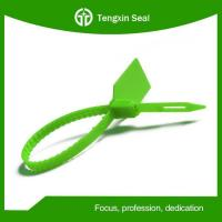 Plastic Seal for Fire Extinguisher Plastic Container Seals Aircraft Security Trailer Seals
