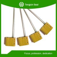 LockAluminum LockSeals Large Tensile Strength Lock Seal