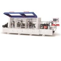 HY465 Full Automatic Edge Banding Machine with Corner Trimming Function Manufactures
