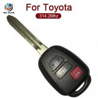 China AK007067 for Toyota Camry 2 Button Remote Key 314.2MHz HYQ12BDM on sale