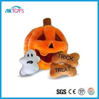 Halloween Pumpkin Plush Toy, Soft Toy And Stuffed Toy For Best Gift Of Halloween Day Manufactures