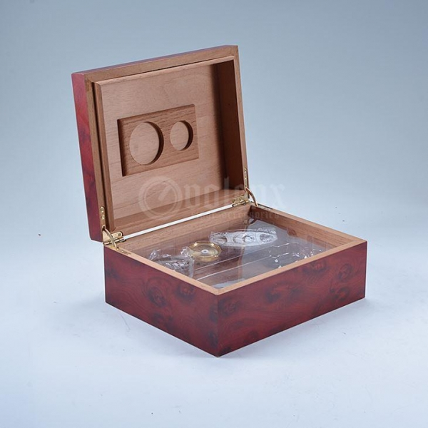 Quality Vintage Cheap Wooden Cigar Humidor Box For Sale for sale
