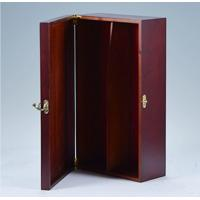 China Personalized Vintage MDF Wooden Wine Gift Boxes Manufactures