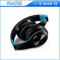 Folding Music Sports Wireless Bluetooth Headset Support TF Card Manufactures