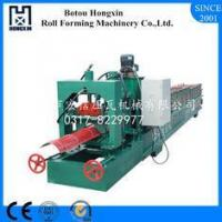 Buy cheap Aluminum Ridge Cap Roll Forming Machine, Reliable Roll Forming Equipment from wholesalers