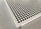 China Suspended Acoustic Ceiling Tiles , Perforation Electrolytically Galvanized Sheet Steel on sale