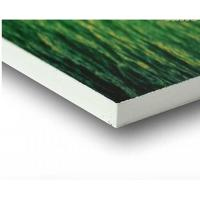 Outdoor Advertisement Sign Foam Board Customized Hardness Surface Display Use Manufactures