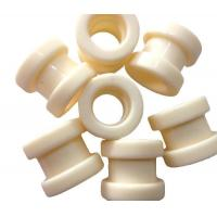Buy cheap DIY Customized 99% Alumina Middle Groove Ceramic Eyelet from wholesalers