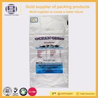 China eco friendly aluminum foil printed poly maks bags,cosmetic poly packaging bag wholesale