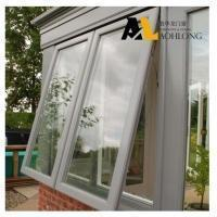 China UPVC Awning Window with Foldable Crank Handle Manufactures