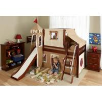 China Mid High Loft Beds FRANKIE'S TWIN FUN FORT LOFT BED on sale