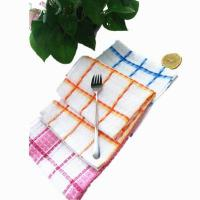 Cotton yarn-dyed kitchen towel
