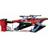 Wheel alignment Hydraulic Car scissor lift with 4000kg capacity Manufactures