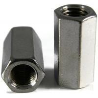 China Stainless Steel Coupling Nuts on sale