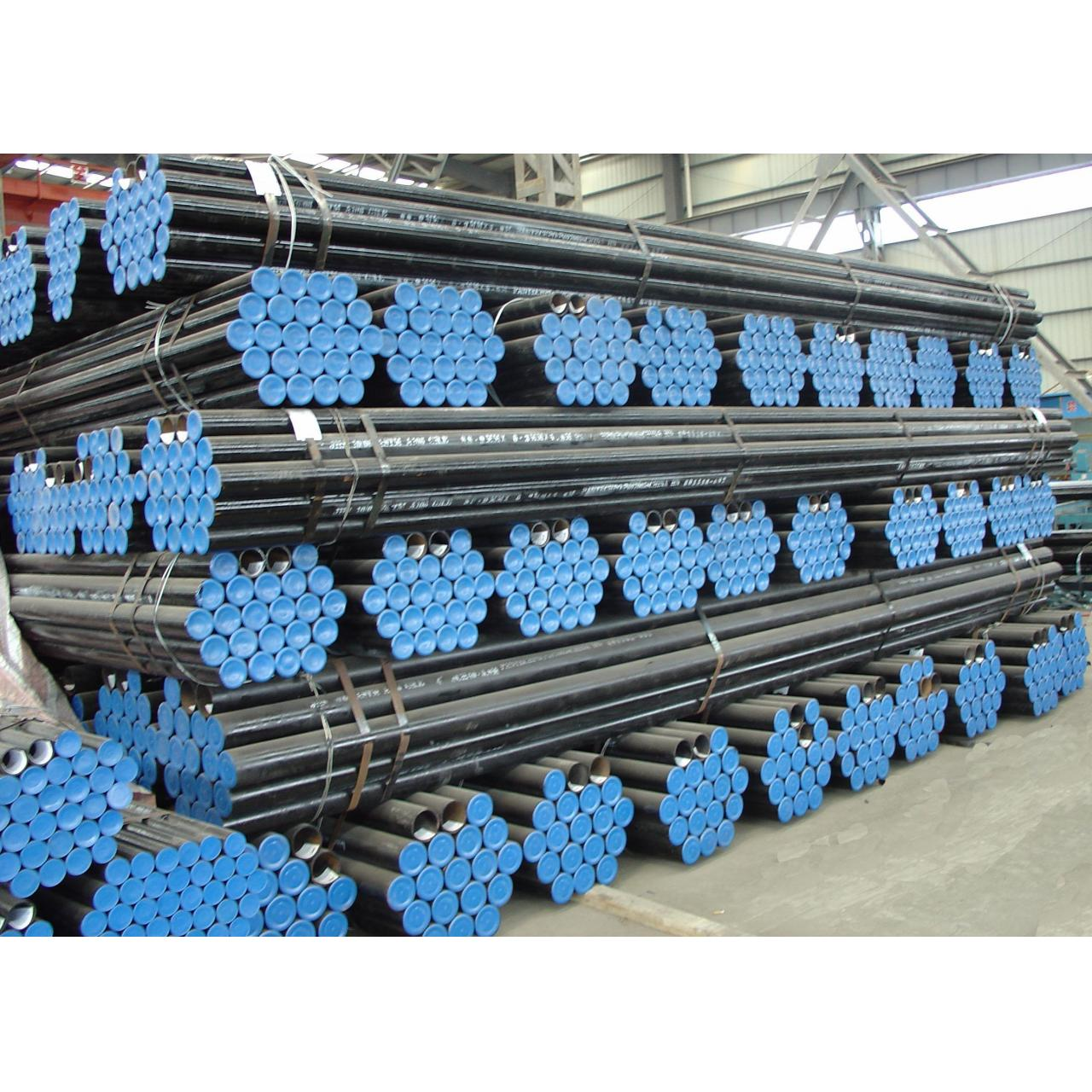 ASTM A333 Seamless Carbon Steel pipe Manufactures