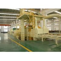 Q69 Series Steel Shot Blasting Equipment High Performance For Construction Manufactures