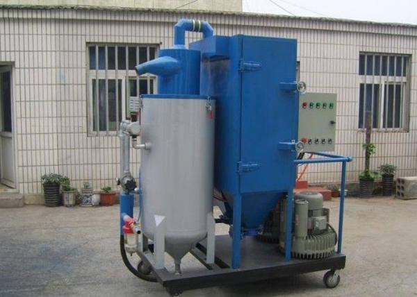 Quality Industrial Portable Media Blasting Equipment8 Cuft 50 Ft Eco - Friendly for sale