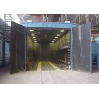 Quality Vacuum Metal Sandblasting Room Rust Removal Steel Grit Blasting Heavy Duty for sale