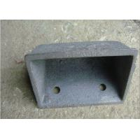 Buy cheap Elevator Buckets Shot Blasting Machine Parts Hook Type Cleaning Function from wholesalers