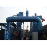 Quality Hanging Chain Type Steel Shot Blasting Equipment For Forging Parts Cleaning for sale