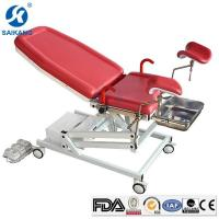 Buy cheap A99-8 Gynecological Examnitation Table from wholesalers