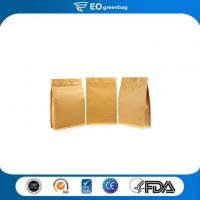 Paper Food Bag with Zipper Manufactures